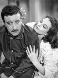 The Pink Panther, Peter Sellers, Capucine, 1963 Photo