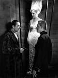 The Black Cat, Bela Lugosi, Boris Karloff, 1934, Suspended Animation Fotografia
