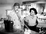 Pillow Talk, Doris Day, Thelma Ritter, 1959 Photo