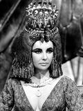 Cleopatra, Elizabeth Taylor, 1963 写真