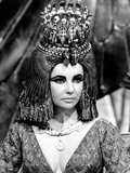 Cleopatra, Elizabeth Taylor, 1963 Fotografia