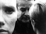 Persona, Liv Ullmann, Gunnar Bjornstrand, Bibi Andersson, 1966 Photo