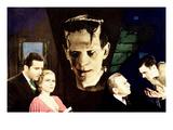 Frankenstein, 1931 Fotografia