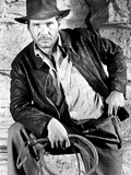 Raiders of the Lost Ark, Harrison Ford, 1981 Foto