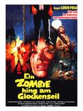 The Gates of Hell, (aka Ein Zombie Hing Am Glockenseil), 1980 Foto