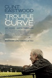 Trouble with the Curve Movie Poster Plakat