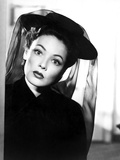The Ghost And Mrs. Muir, Gene Tierney, 1947 Foto