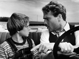 Paper Moon, Tatum O'Neal, Ryan O'Neal, 1973 Photo