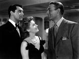 My Favorite Wife, Cary Grant, Irene Dunne, Randolph Scott, 1940 Photo