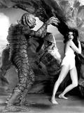 The Creature From The Black Lagoon, Ben Chapman, Julie Adams, 1954 Fotografia