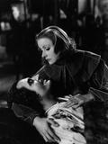 Queen Christina, John Gilbert, Greta Garbo, 1933 Fotografia