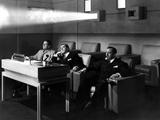 Sullivan's Travels, Joel McCrea, Robert Warwick, Porter Hall, 1941 Photo