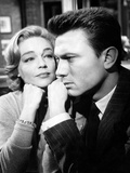 Room At The Top, Simone Signoret, Laurence Harvey, 1959 Photo