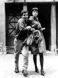 My Life To Live, (aka Vivre Sa Vie), Anna Karina, 1962 Valokuva