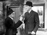 The Quiet Man, Barry Fitzgerald, John Wayne, 1952 Photo