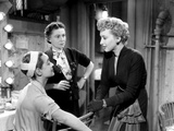 All About Eve, Bette Davis, Thelma Ritter, Celeste Holm, 1950 Fotografia