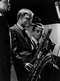 Jazz On A Summer's Day, Gerry Mulligan, 1960 Photographie