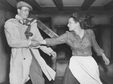 The Quiet Man, John Wayne, Maureen O'Hara, 1952 Foto
