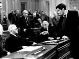 Mr. Smith Goes To Washington, Claude Rains, James Stewart, 1939, Senate Debate Photo