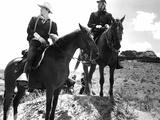 Fort Apache, John Wayne, Henry Fonda, 1948 Fotografia