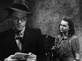 Brighton Rock, Richard Attenborough, Carol Marsh, 1947 Foto