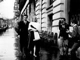 La Dolce Vita, Marcello Mastroianni, Anita Ekberg, 1960 Photo