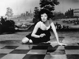 La Notte, (aka The Night), Monica Vitti, 1961 Valokuva