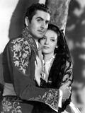 Mark Of Zorro, Tyrone Power, Linda Darnell, 1940 Photo