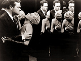 The Lady From Shanghai, Orson Welles, Rita Hayworth, 1947 写真