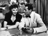 The Lady Eve, Barbara Stanwyck, Henry Fonda, 1941 Photo