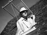 Mr. Hulot's Holiday, (aka Les Vacances De Monsieur Hulot), Jacques Tati, 1953 Foto