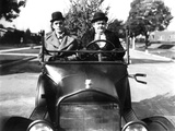 Big Business, Stan Laurel, Oliver Hardy, 1929 Fotografía