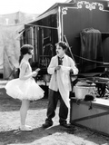 The Circus, Merna Kennedy, Charlie Chaplin, 1928 Photographie
