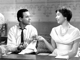 The Apartment, Jack Lemmon, Shirley MacLaine, 1960 Fotografía