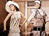 Thoroughly Modern Millie, Mary Tyler Moore, Julie Andrews, 1967 写真