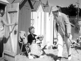 Mr. Hulot's Holiday, (aka Les Vacances De Monsieur Hulot), 1953 Photographie