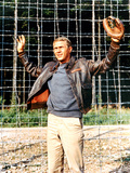The Great Escape, Steve McQueen, 1966 Photo