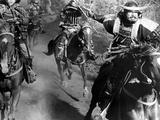 Throne Of Blood, (AKA Kumonosu Jo), Toshiro Mifune, 1957 Fotografia