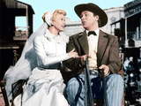 Calamity Jane, Doris Day, Howard Keel, 1953 Photo