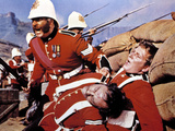 Zulu, Nigel Green, 1964 Photographie