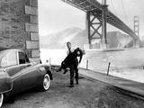 Vertigo, James Stewart, Kim Novak, 1958 Fotografia