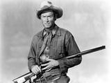 Winchester '73, James Stewart, 1950 Foto