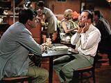 The Odd Couple, Walter Matthau, Jack Lemmon, 1968 Foto