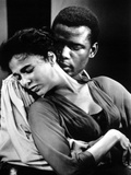 Porgy And Bess, Sidney Poitier, Dorothy Dandridge, 1959 Fotografia