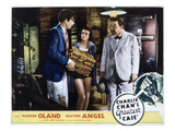 Charlie Chan's Greatest Case, Walter Byron, Heather Angel, Warner Oland, 1933 Foto