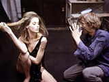 Blow-Up, Veruschka, David Hemmings, 1966 Valokuva