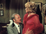 Blazing Saddles, Harvey Korman, Madeline Kahn, 1974 Foto