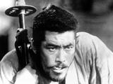 The Seven Samurai, (aka Shichinin No Samurai) Toshiro Mifune, 1954 Valokuva