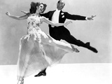 You Were Never Lovelier, Rita Hayworth, Fred Astaire, 1942 Fotografia