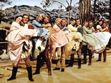 Seven Brides For Seven Brothers, 1954 写真
